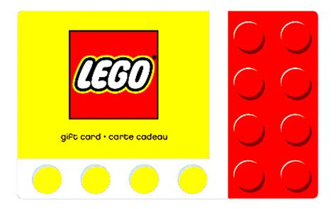 Lego Store Gift Card - take five shopping links cars more take five a day