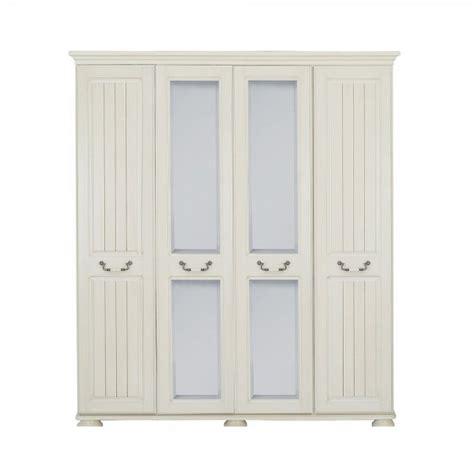 Kingstown Signature Tall 4 Door Wardrobe With Mirrors At Kingstown Signature Bedroom Furniture