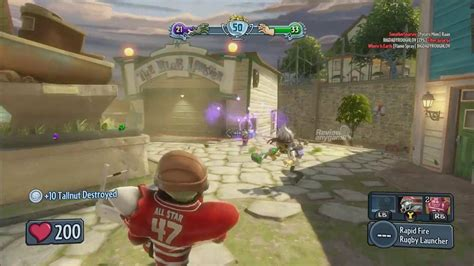 Plants Vs Zombies Garden Warfare For Xbox One by Plants Vs Zombies Garden Warfare Xbox One Review Any