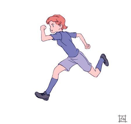 Anime Running by Anime Run Animation Related Keywords Anime Run Animation