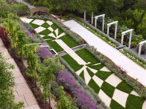 Landscape Design How To Add Modern Elements To Your Landscape Design