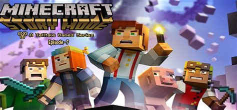 minecraft story mod online game minecraft story mode episode 7 free download full game