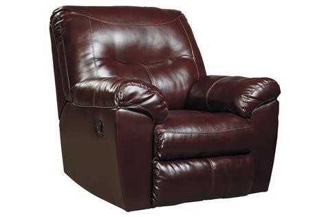 white leather rocker recliner kilzer leather rocker recliner at gardner white