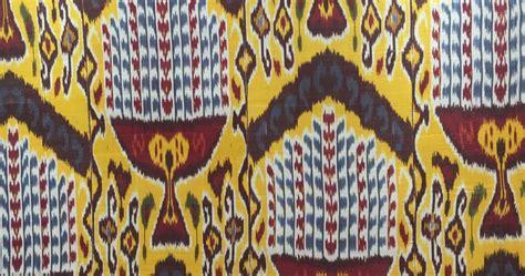 Ikat 4 Setelan 3 uzbek journeys ikat the quot thread that connects generations quot exhibition tashkent