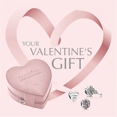 jewelers valentines day get free pandora jewelry s day gift 381deals