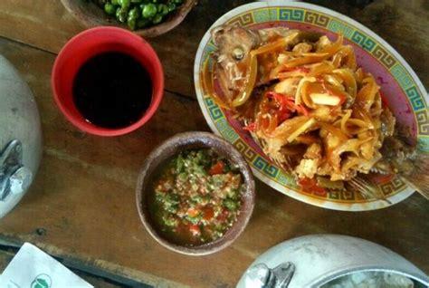 rumah makan liwet kang nana  subang garnesiacom