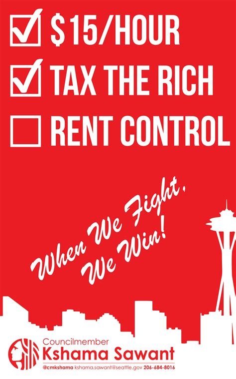 How Much Is The Tax In Seattle Mba Internship by Council Connection 187 Seattle Taxes The Rich Onward To