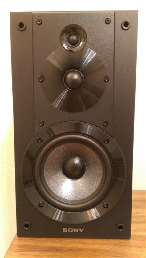 sony ss cs5 bookshelf speakers audiophile sound on the