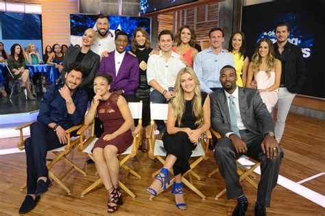 abc dancing with the stars cast and partners 2014 dancing with the stars photos and images abc news