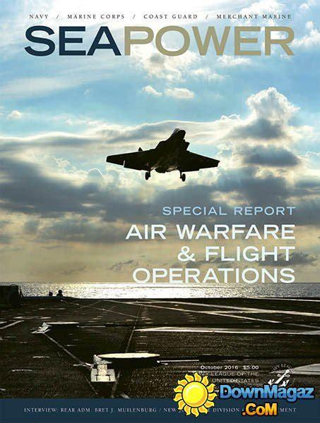 seapower october    magazines