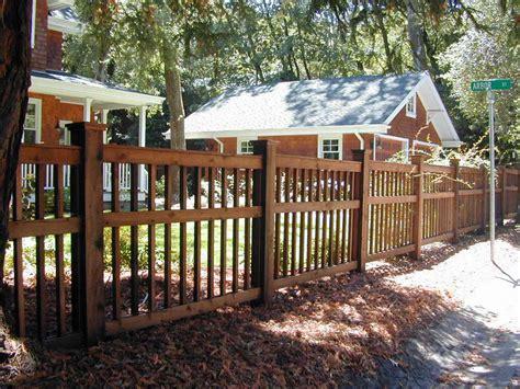house see through see through fence