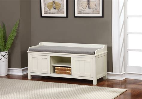 oberlin small white entryway bench linon lakeville white storage bench