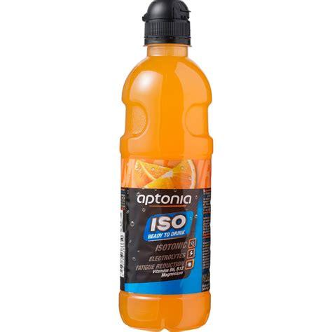 aptonia drinkklare isotone drank iso sinaasappel  ml decathlonnl