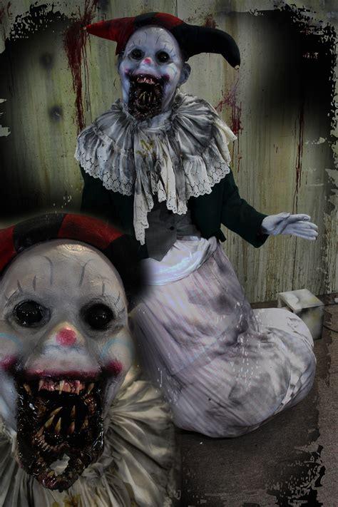 Resin Santa Fullbody 03 krus creepy collection haunted house props