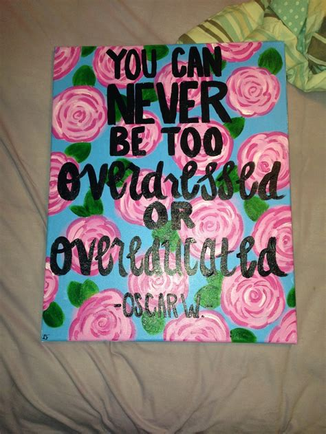 lilly pulitzer desk accessories painted lilly pulitzer canvas paint quotes lilly