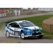 Ford Focus WRC 2007  2008 Goodwood Festival Of Speed