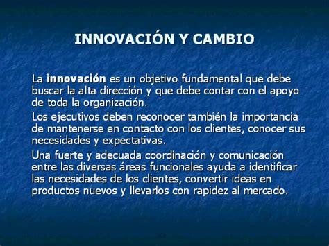 oficina para cambio de cambio de propetario en cd juarez innovaci 243 n y cambio en las organizaciones monografias com
