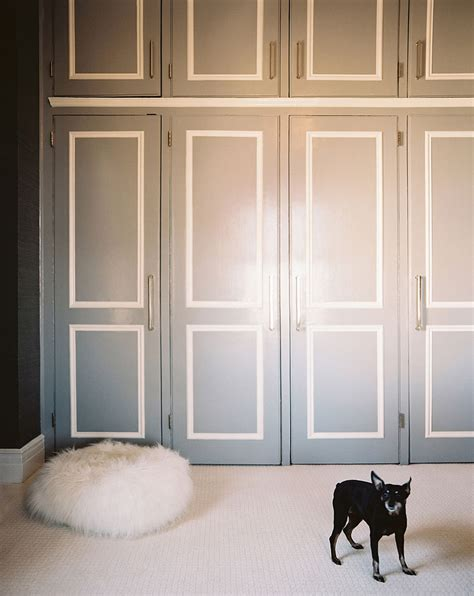 Lonny S Wardrobe by A Classic Uptown Apartment With A Feminine Twist Home