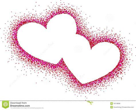 imagenes de corazones abstractos corazones abstractos ilustraci 243 n del vector ilustraci 243 n