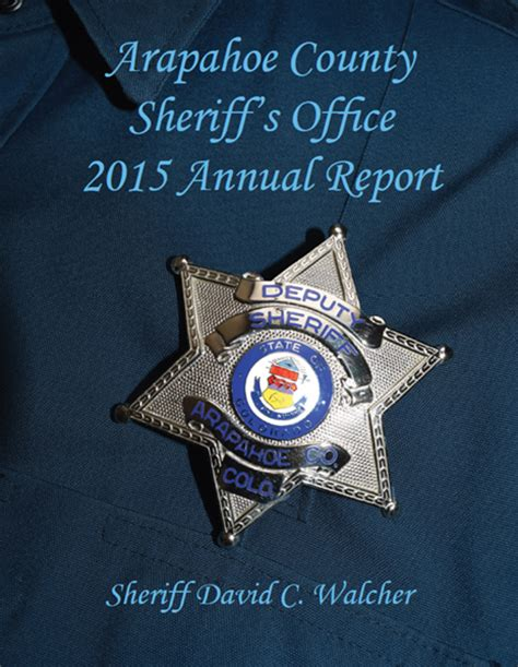 Arapahoe County Records Arapahoe County Co Official Website Sheriff