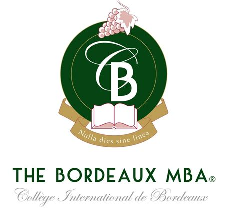 Mba Bordeaux by Coll 232 Ge International De Bordeaux The Bordeaux Mba