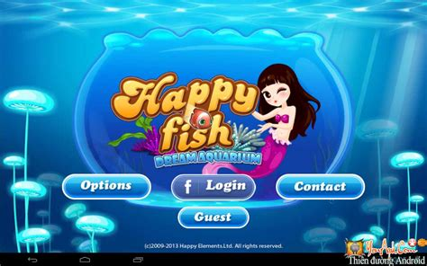 các game mod cho android happy fish mod tiền game nu 244 i c 225 vui nhộn cho android
