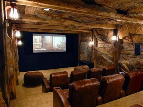 amazing unfinished basement ideas