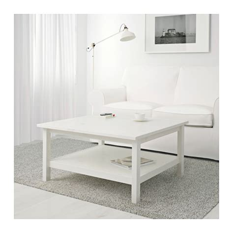 Hemnes Coffee Table White Stain 90x90 Cm Ikea Hemnes Coffee Table Ikea