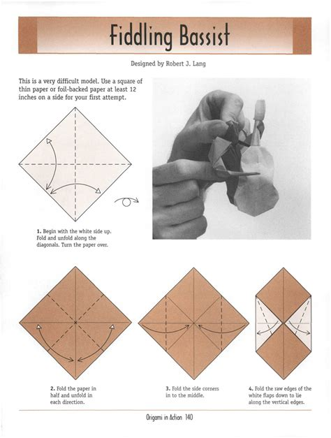 Robert J Lang Origami Diagrams - press robert j lang origami upcomingcarshq
