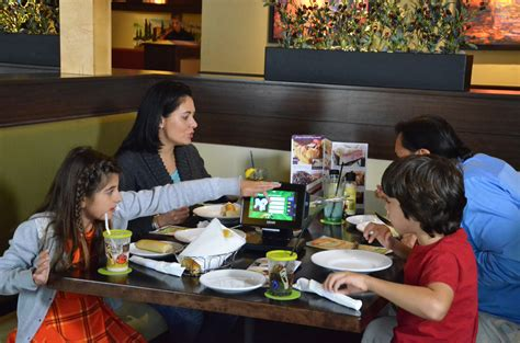 Order Olive Garden by Olive Garden To Introduce Ziosk Tabletop Tablets The