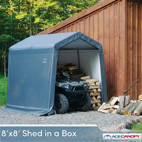 shed in a box shed in a box carport 8x8x8