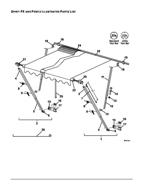 carefree of colorado awning repair carefree colorado awning parts 28 images patent