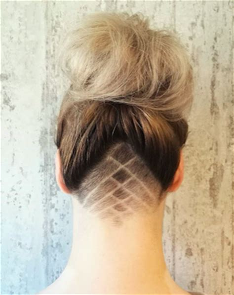 30 Hideable Undercut Hairstyles for Women You'll Want to Consider   Glamour