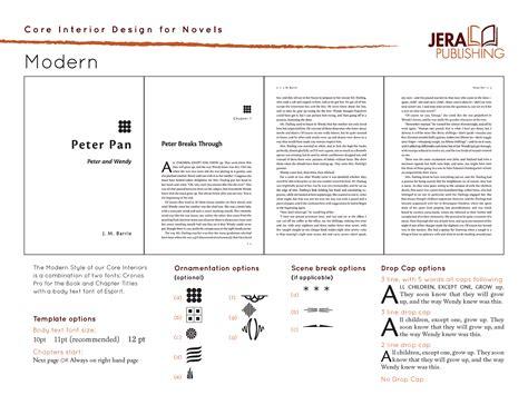 book interior layout design services interior book design service novels jera publishing