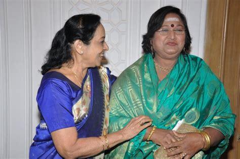 telugu film actress vanisri picture 201547 elugu actress vanisri and jamuna stills