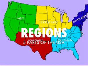 Regions Of The United States Pictures to Pin on Pinterest