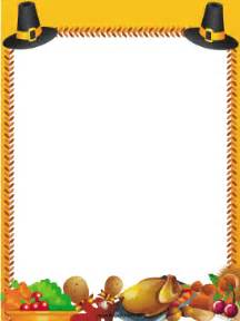 free thanksgiving borders 7 best images of turkey border printable national