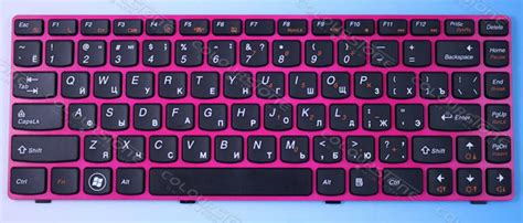 Keyboard Lenovo Z370 Z470 Black new laptop keyboard for lenovo z470 keyboard ru black with