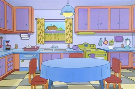 Kitchen Remodel Idea by Fans Remodelan Su Cocina Al Estilo Simpson