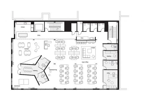 office space floor plan creator flatblack co