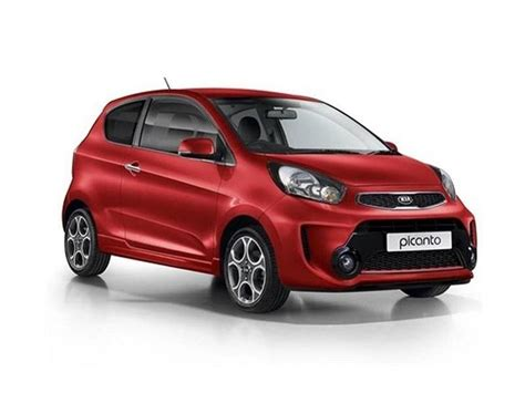 Kia Picanto Personal Lease Kia Picanto 1 0 65 2 5dr Contract Hire And Car Lease From