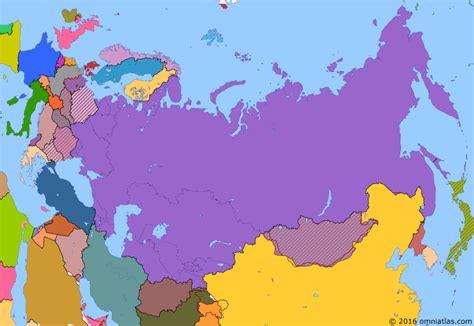 warsaw pact historical atlas  northern eurasia