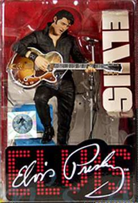 The Legendary Magic Of Elvis 174 elvis figure guitar microphone chair stage ebay