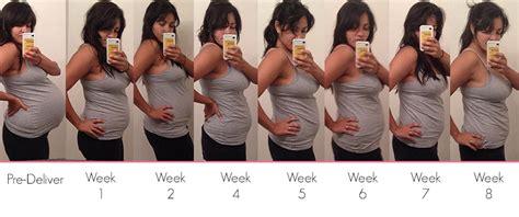pregnancy symptoms week by week stages of pregnancy week by week