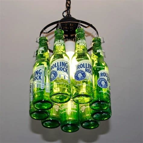 things to make with lights 25 unique bottle lights ideas on
