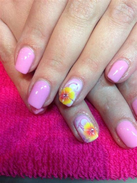 gelnagels versiering gelnagels handen voeten sunline by nails