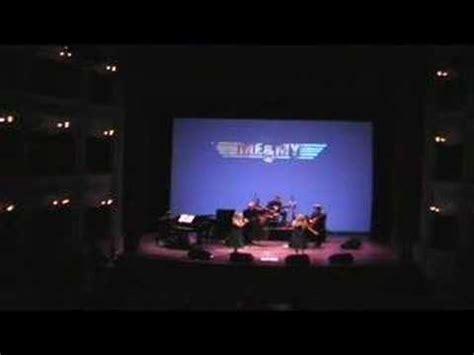 i let my go on me me my let the go on live teatro principal menorca