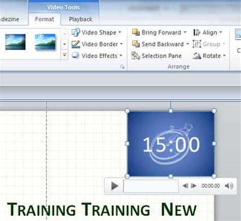 powerpoint countdown tutorial slides with countdown timers in powerpoint 2010 for windows