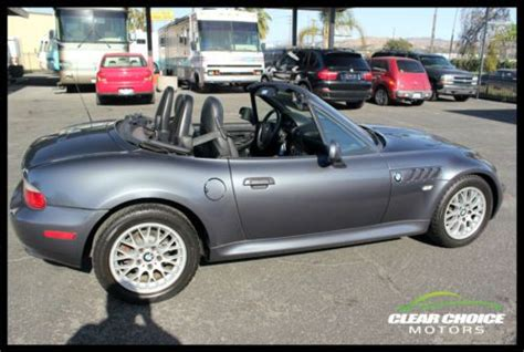 car owners manuals for sale 2000 bmw 3 series electronic throttle control find used buy it now 2000 bmw z3 2 8 roadster sport and premium package 5 speed manual in