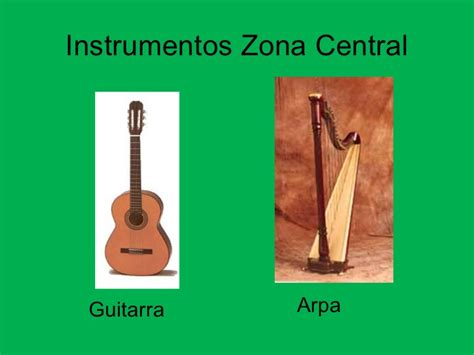 imagenes instrumentos musicales zona sur 200705211343120 costumbres de chile